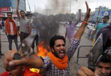 Angry Hindu Nationalist