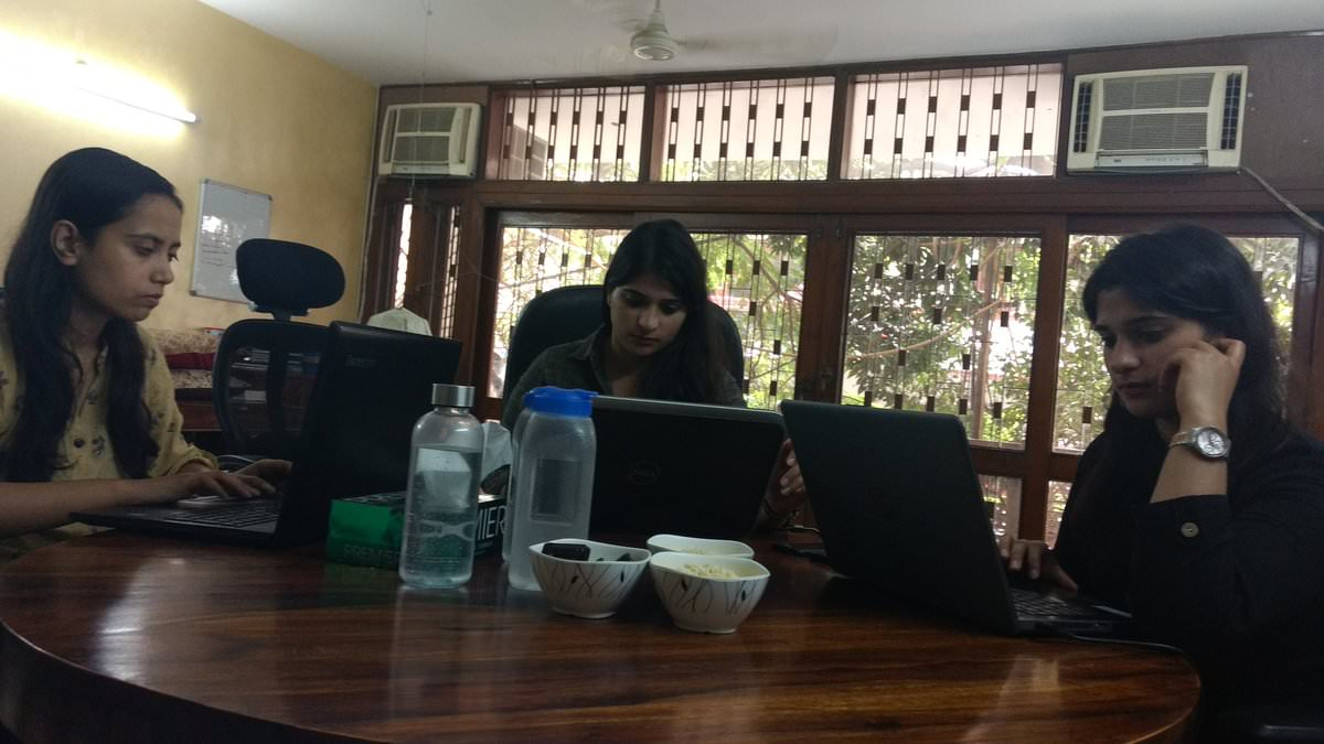 Indian Women Bureaucrats: Wikipedia Edit-a-thon