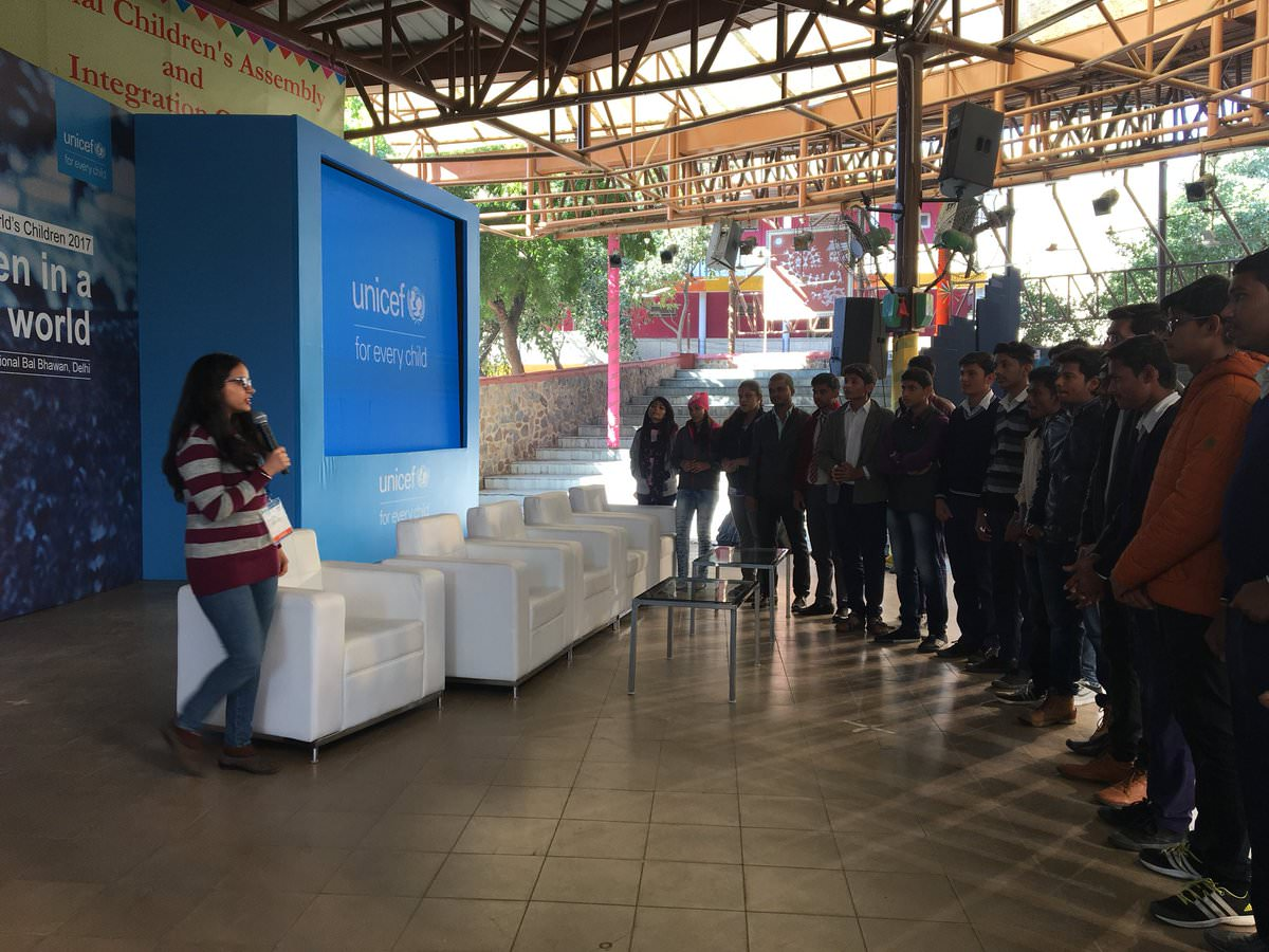 FII Conducts An Online Safety Workshop For UNICEF India