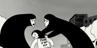 Persepolis Book Review: The Dilemma Of The Veil | Feminism In India