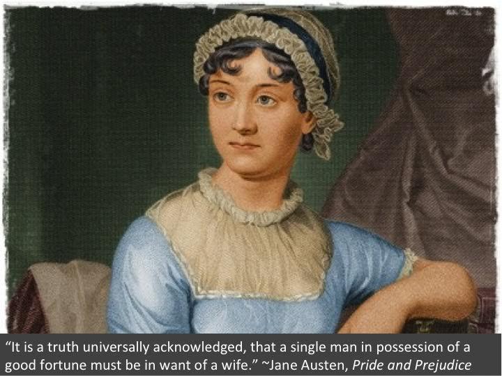 Birthday Tribute To Jane Austen: 5 Feminist Moments From Her Novels