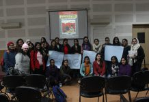 FII Conducts Workshop On Online Violence Against Women At IP College For Women