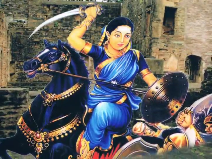 essay on kittur rani chennamma