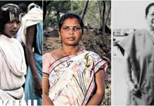 Adivasi women