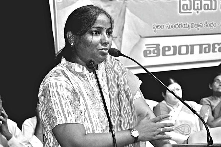 Dalit Activist And Professor Sujatha Surepally Attacked Online By Right-Wing Trolls