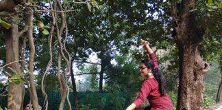 Bharatanatyam In The Wild