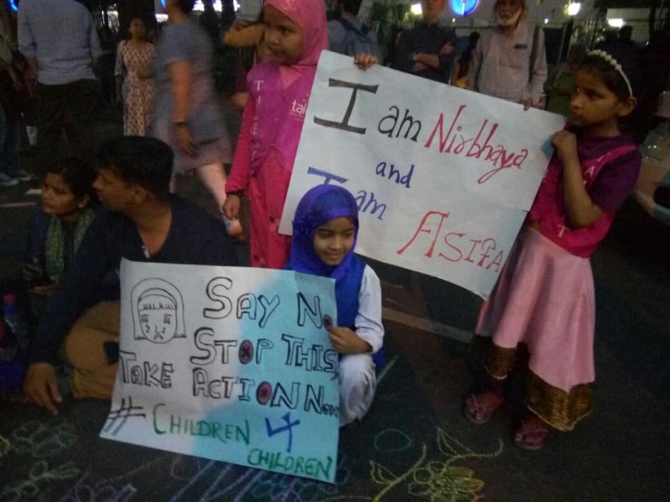 Why Is Asifa Bano Not Allowed To Be 'India's Daughter'? | Feminism In India