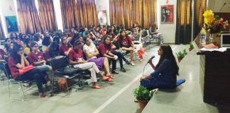 FII's Workshop At Gargi College On Media Reportage Of Gender-Based Violence   #GBVinMedia