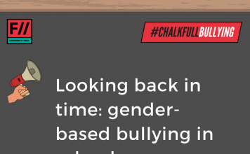 #ChalkfullBullying Campaign: Our Insight Into Gender-Based Bullying In Schools