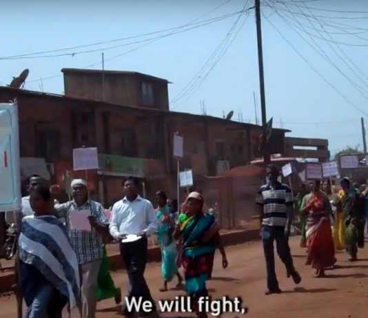 State Repression Forces Adivasis Out of Their Land in Odisha   Feminism In India