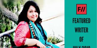 Meet Abha Khetarpal – FII's Featured Writer Of July 2018!
