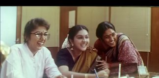 Magalir Mattum, an all-female starrer, is the first Tamil movie to deal with the sensitive issue of sexual harassment at workplace.