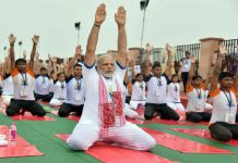 Yoga-tta Be Kidding Me: Capitalism and Gaslighting in Modi's India