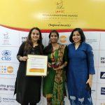 FII Team L-R: Japleen Pasricha, Swati Singh and Asmita Ghosh