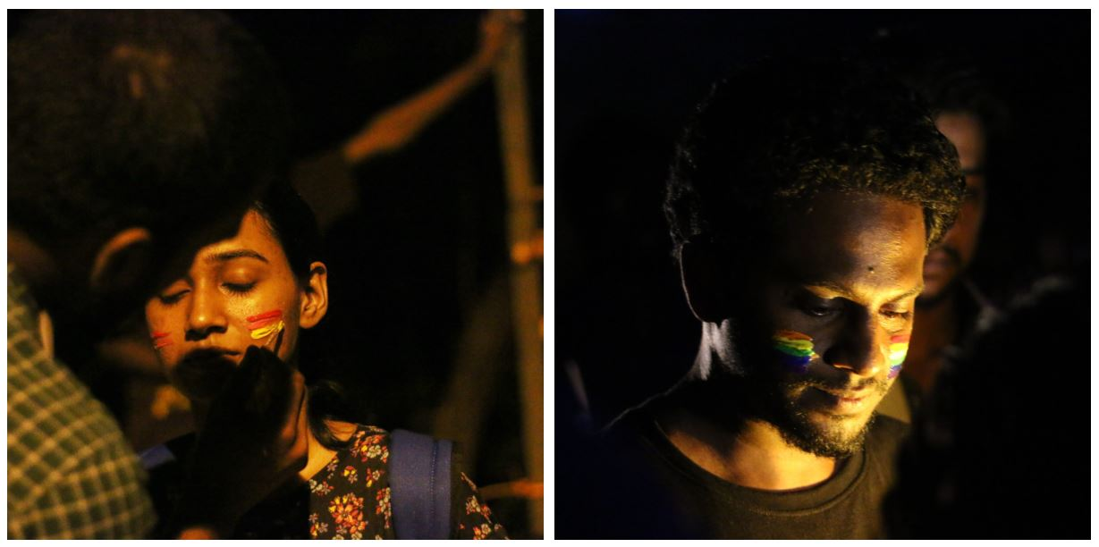 Breaking Barriers Within The Campus: First Ever Pride March in Pondicherry University