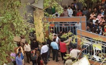 KIIT Law School Mobbed By Engineering Students Over Sexual Harassment Row