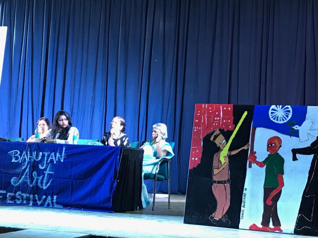 TISS, Mumbai Hosts Its First Bahujan Arts Festival