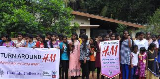 Why Women Workers Are Protesting Against H&M