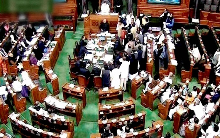 Dear Lok Sabha, Stop Criminalising Our Bodies And Lives