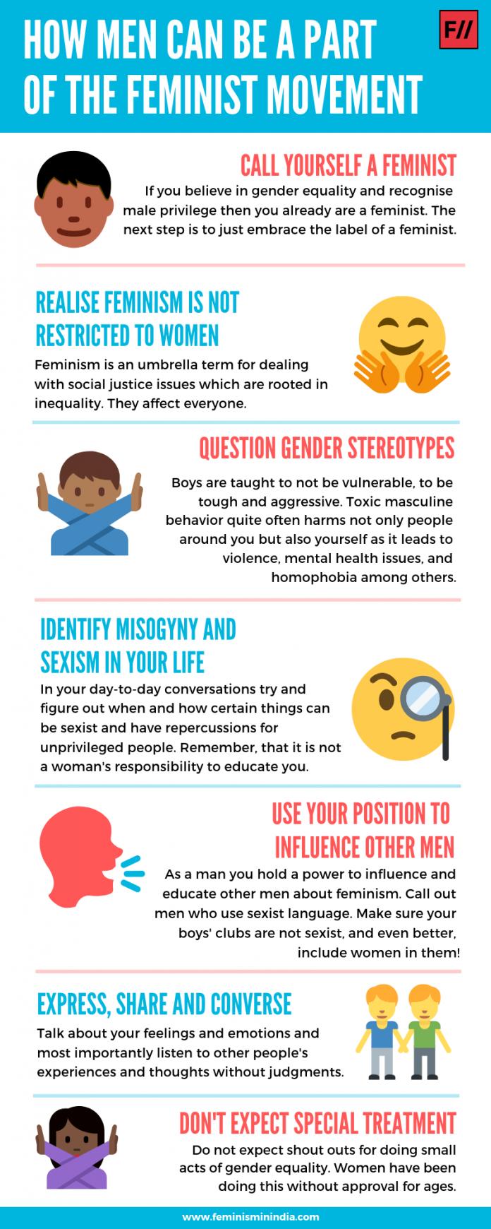 To feminist where guys meet alert