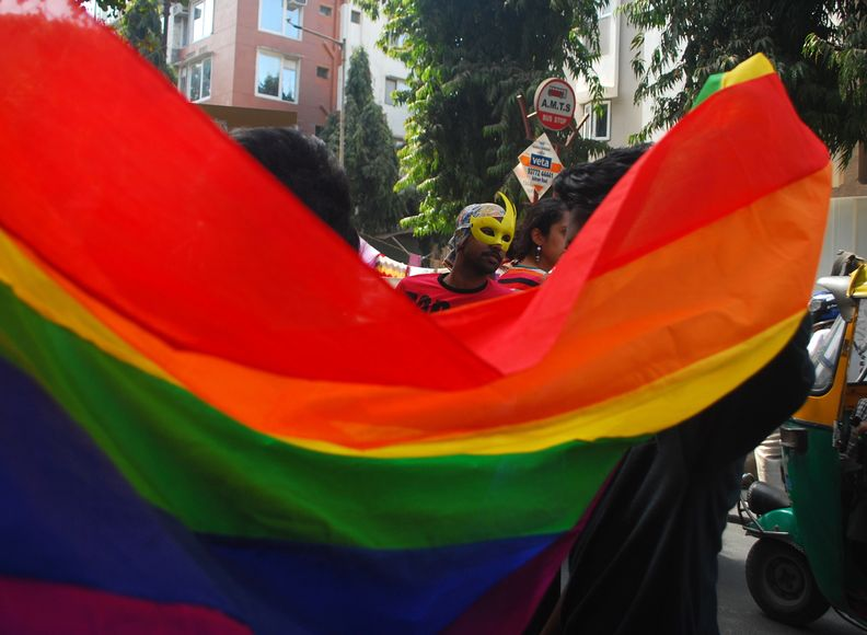 In Photos: Ahmedabad Queer Pride 2019, Where Jubilation Took A Front Seat