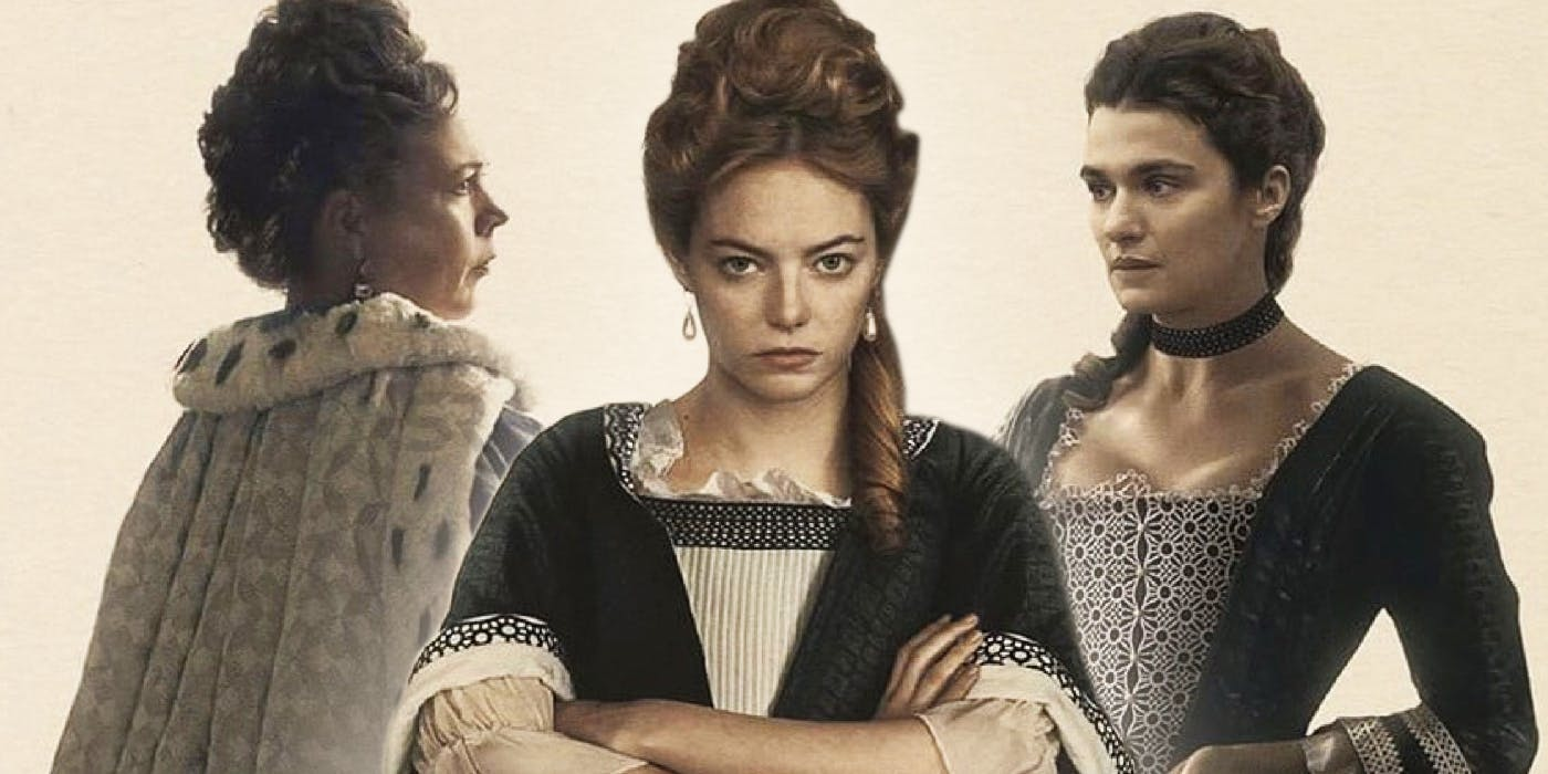 The Favourite Portrays Delightfully Despicable Women And Their Power Equations