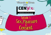Censex – The Vitamin Stree Sex Survey: Let's Talk About Sex