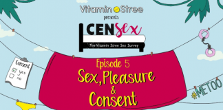 Censex – The Vitamin Stree Sex Survey: Let's Talk About Sex