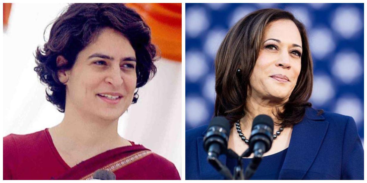 Circumventing Merit: What We Do To Priyanka Gandhi And Kamala Harris