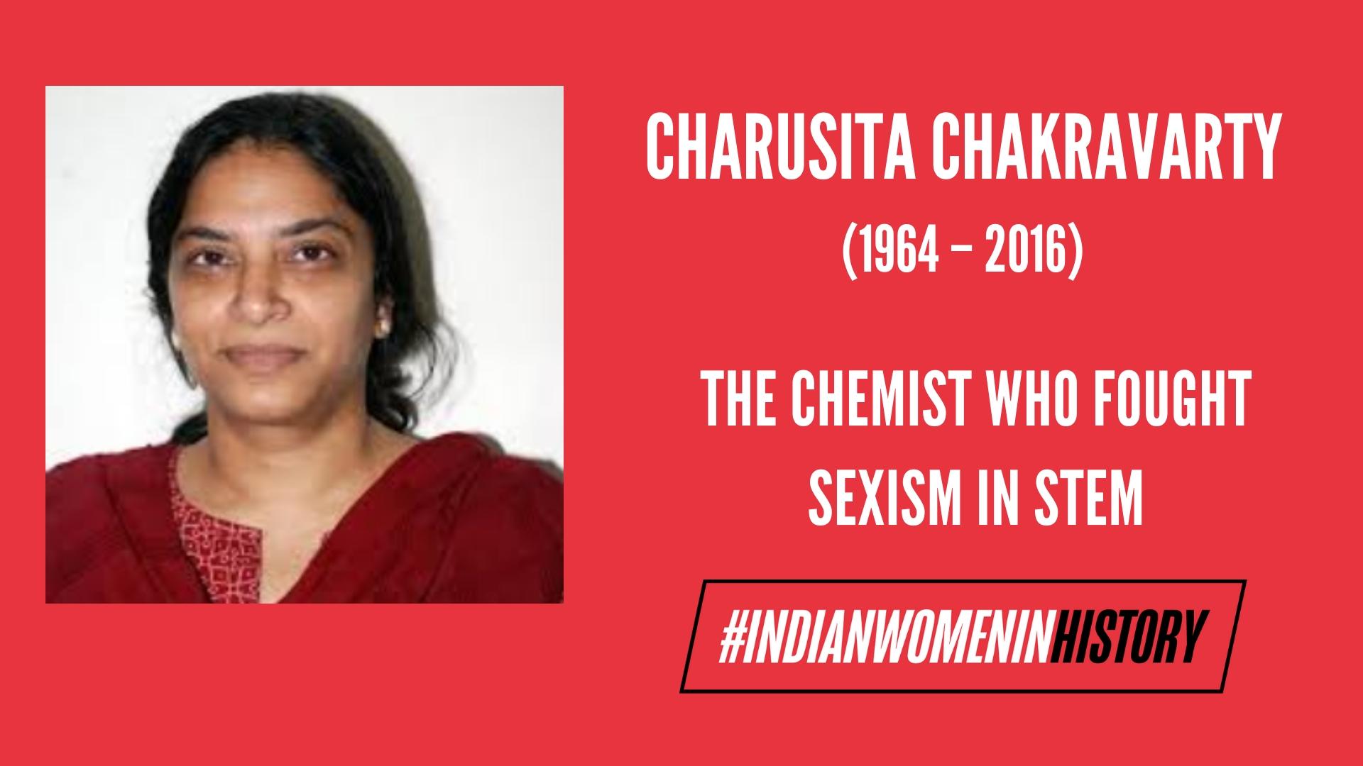 Charusita Chakravarty: The Chemist Who Fought Sexism In STEM|#IndianWomenInHistory
