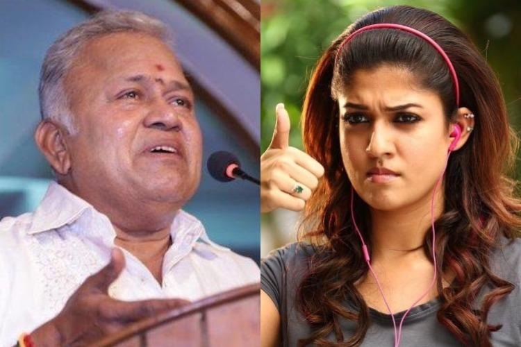 Radha Ravi's Comments Show The Misogyny Of Tamil Film Industry