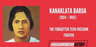 Kanaklata Barua: The Forgotten Teen Freedom Fighter   #IndianWomenInHistory