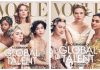 Vogue US Celebrated Diversity By Centring White Women