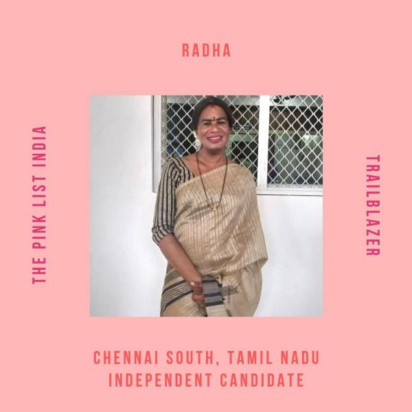 Pink List post for Radha