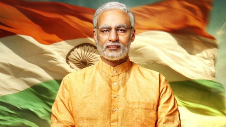"Poster for the movie ""PM Narendra Modi"""