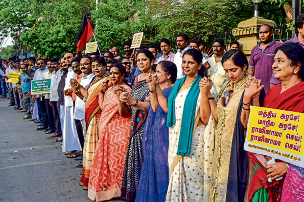 Panels, Politics, and Penn (Women) In The Land Of Tamil Nadu