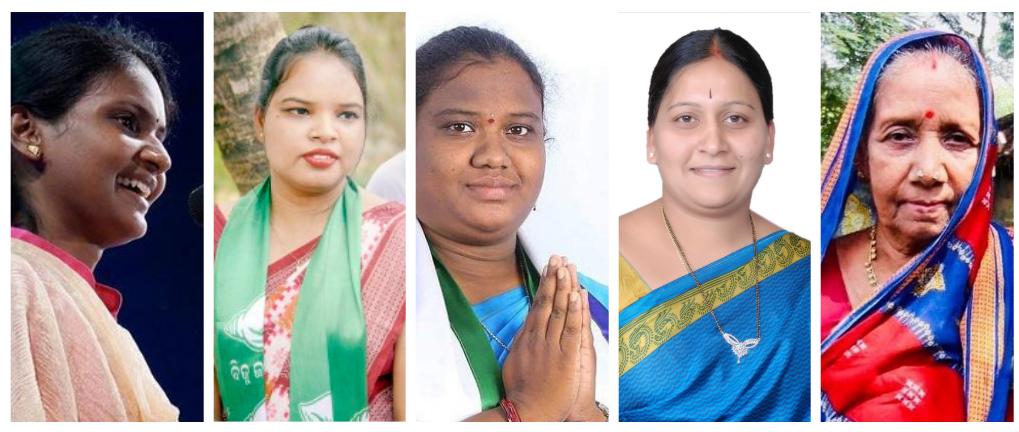 Bahujan Dalit Women MPs