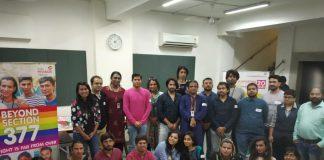 FII's Suman Saurav Attends Legal Workshop On LGBTQIA+ Rights