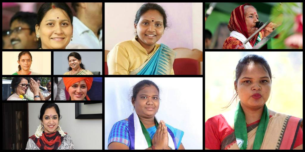 Dalit women MPs 2019