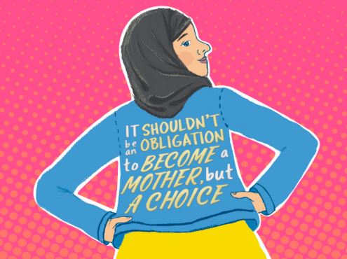 My Experience As A Safe Abortion Advocate In Pakistan | #AbortionMeraHaq