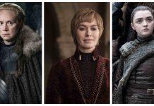 Game of Thrones Women Characters
