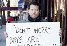 Male Survivors of Child Sexual Abuse Exist. Believe Them.