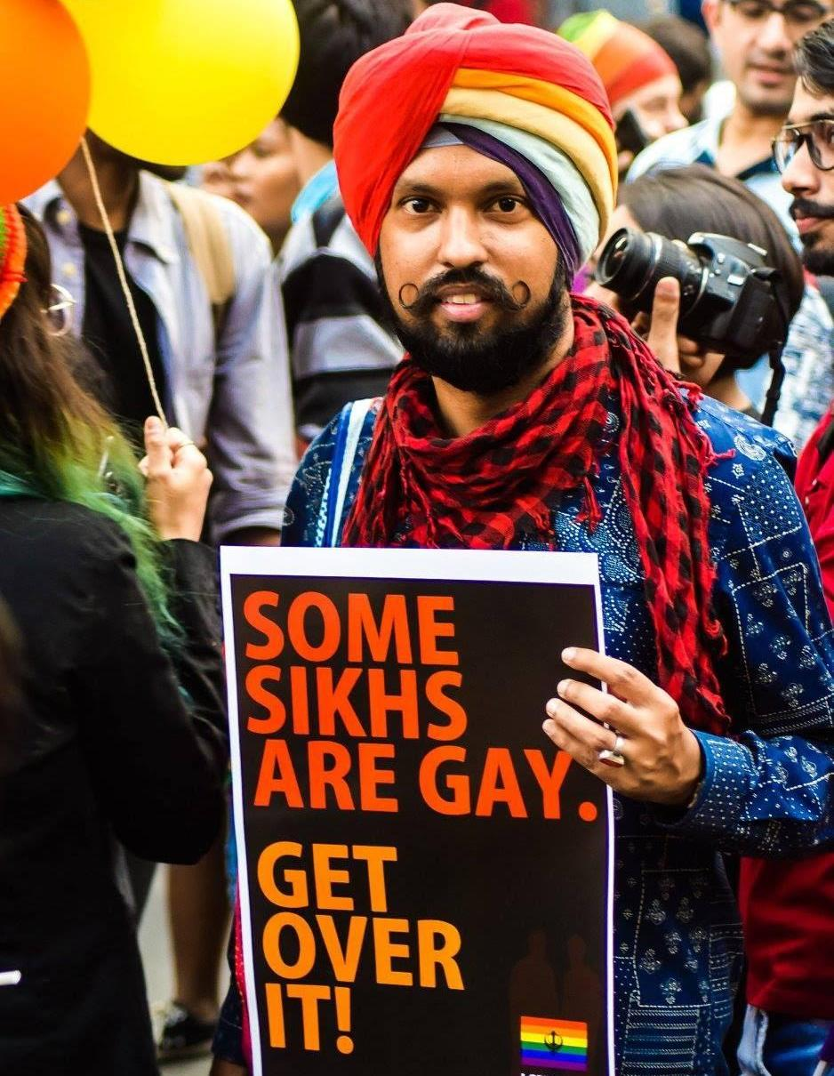 A Brief History Of The Pride Turban And The Importance Of Visibility Of Queer Sikhs