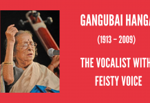 Gangubai Hangal: The Vocalist With A Feisty Voice  #IndianWomenInHistory