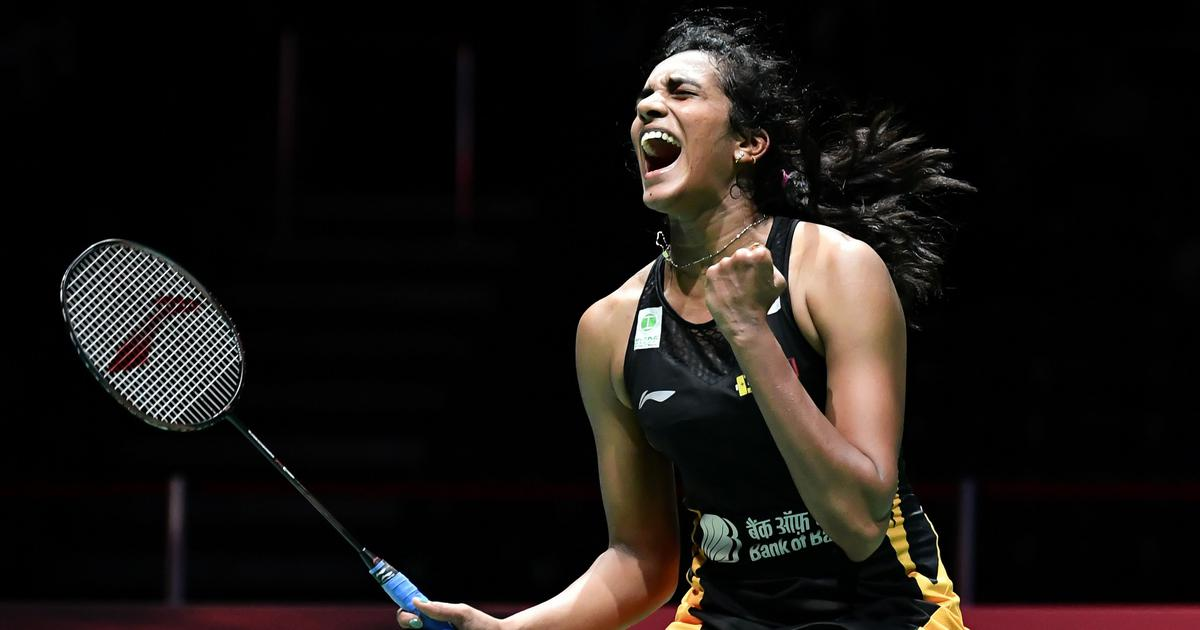 PV Sindhu: First Indian To Win The BWF World Championships Gold