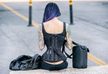 Cumbrous Corset Comeback: Rethinking The Cinched Waist