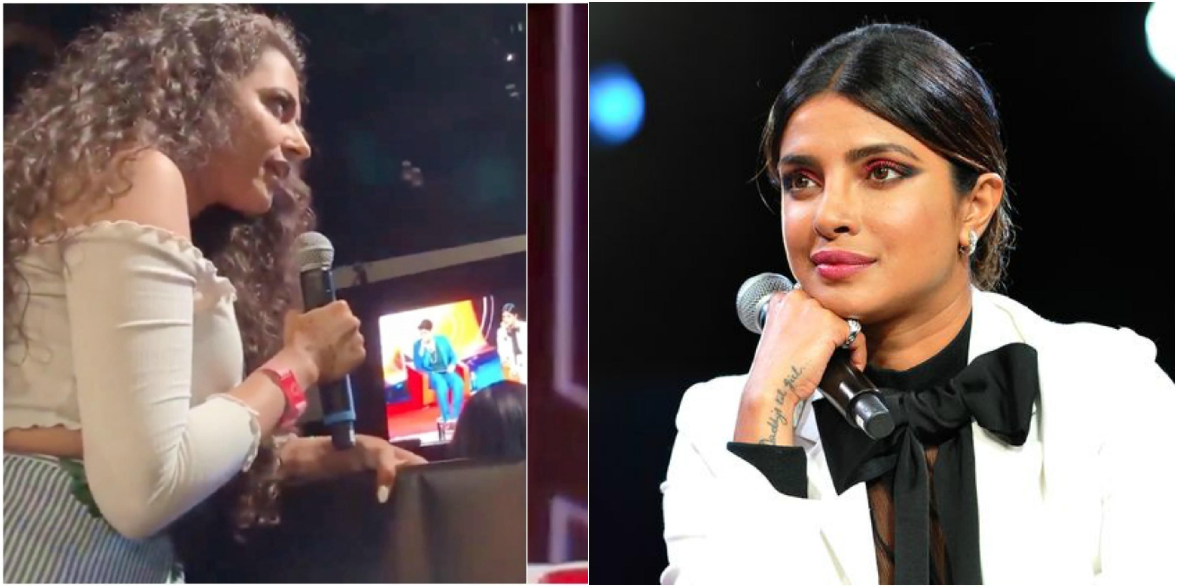Priyanka Chopra Called Out For Her Hypocritical