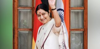 Sushma Swaraj, Former External Affairs Minister And BJP Leader Passes Away At 67
