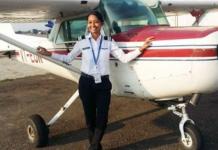 Anupriya Madhumita Lakra Is Odisha's First Tribal Woman To Become A Commercial Pilot