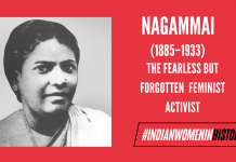 Nagammai: The Fearless But Forgotten Feminist Activist | #IndianWomenInHistory